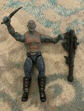 Marvel Legends Drax Figure! Series 2 Accessories Titus BAF Wave Tight Joints!
