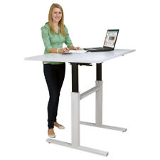 Sitz- Steharbeitstisch Schreibtisch Sitzarbeitstisch ergo M 2