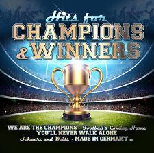 CD Hits For Campeones & Winners Von Varios Artistas