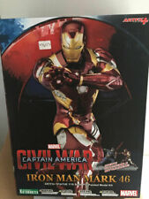 Kotobukiya Artfx Iron Man Mark 46 Civil War PVC Statue