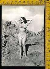Ragazza Sexy Pin-Up Bikini
