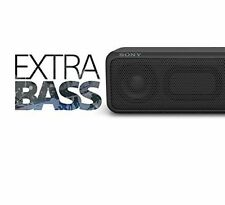 Sony SRSXB3 BLACK SRS-XB3 Portable Bluetooth Wireless Speaker BLACK NEW