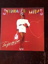 STEPHANIE MILLS i've got the Cure Lp RECORD 1984 - EX