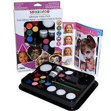 SNAZAROO - Ultimate Party Pack - Face Painting Kit  -