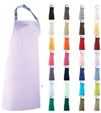 Premier Plain Polycotton Bib Apron in 60 Colours