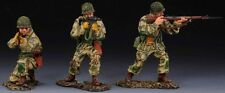 THOMAS GUNN WW2 U.S. ARMY AIRBORNE ATW005B 82ND INTO ACTION NORMANDY MIB