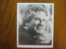 DANNY  AIELLO  (Do The Right Thing/The Last Don) Signed   8 X 10   B & W   Photo