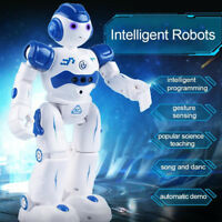 Funny RC Remote Control Smart Robot Action Walk Dancing Gesture Sensor Xmas Gift