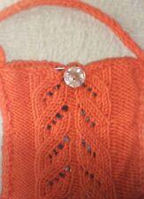 World Traveler Passport Bag Knitting Pattern