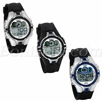 Multi-function Waterproof Fashion Student's Sports Silicone Digital Wrist Watch