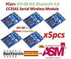 5pcs JDY-08 BLE Bluetooth 4.0 Uart Transceiver Module CC2541 Wireless iBeacon