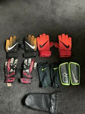 Soccer Goalie Gloves With Shin Guards
