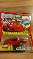 Disney Pixar Cars Chase Ferrari F430