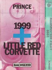 """PRINCE - THE SYMBOL """"1999 / LITTLE RED CORVETTE"""" RARE CASSETTE SINGLE"""