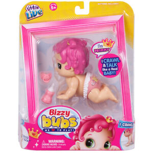 Little Live Bizzy Bubs  - Primmy  NEW FREE SHIPPING