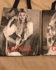 "1 GUESS Gift Shop Fourre-tout Style Shopping Bag 11 x 8 x 4"""