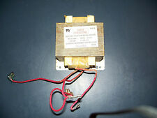 Guang Dong Microwave High Voltage Transformer Part MD-601AMR-1/E306927
