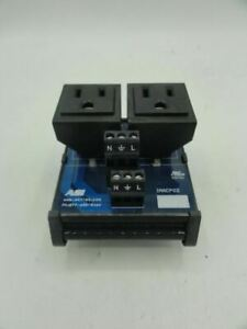 ASI IMACP02 Din Mount Duplex Power Outlet