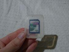 FujiFilm 128MB SD Memory Card & Case