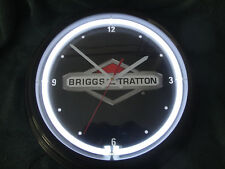 BRIGS & STRATTON  NEON SIGN with POWER ADAPTER