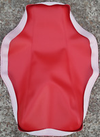 HONDA TRX250 FOURTRAX RED REPLACEMENT SEAT COVER 1985, 1986, 1987, TRX 250