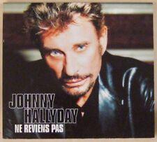 Johnny Hallyday CD's Digipack Ne reviens pas 2003