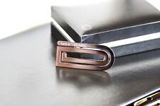 Montblanc Contemporary Collection Money Clip Boxed Unused Condition