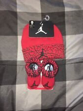 Air Jordan Beanie And Slippers Size: Toddler 0-6M