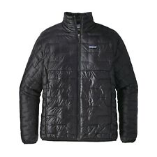 Patagonia Men's MICRO PUFF® Full Zip Jacket - Black - BLK - L / Large