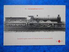 Locomotive à Grande Vitesse du CALÉDONIEN RAILWAY.