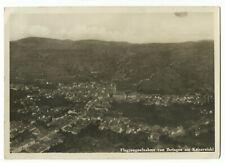 Ihringen am Kaiserstuhl Flugzeugaufnahme 1931