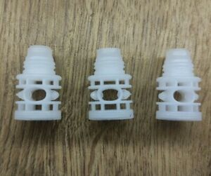 Special plastic shank NEW 12 gauge for bullets paradox, Italian,100 pcs