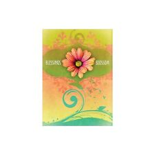 Blessings Blossom Thank You Greeting Card & Envelope by Tree Free