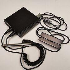 AML M2500-DEC Bar Code Scanning System, Magtek Swipe Reader & MSH115/A01CR Wand