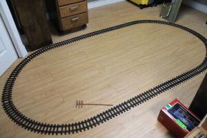 G Scale Bachmann Track Oval
