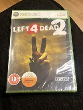Left 4 Dead 2 (Microsoft Xbox 360, 2009) Brand New Factory Sealed