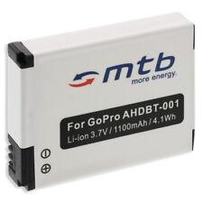 Batería ABPAK-001, AHDBT-001 para GoPro Go Pro HD Hero 960, Naked Hero