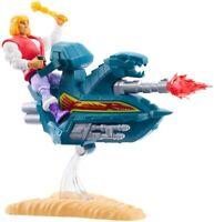 Mattel Masters of the Universe Origins Prince Adam Figure Sky Sled MOTU PREORDER