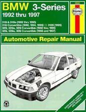 New Haynes Manual 18021 BMW 3-Series fits 1992 Thru 1997