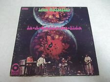 Iron Butterfly - In-A-Gadda-Da-Vida LP Vinyl Record Album 1968 Atco SD33-250