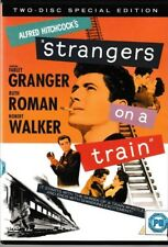 Strangers on a Train - 2 DVD Special Edition - Hitchcock - REGION TWO