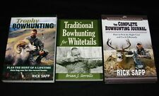 Trophy Bowhunting~ Traditional Bowhunting Whitetails~ Complete Bowhunting Jounal