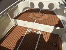EVA Foam Faux Teak Sheet Boat Yacht Synthetic Teak Decking Customized sample