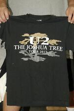 U2 The Joshua Tree T Shirt 2017 Tour T Small Mint Made In Uganda Dono The Edge