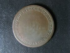 UC-7 1816 Mule token Upper Canada Commerce Breton 725