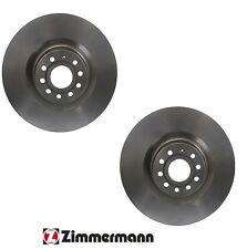 Zimmermann Brake Rotors 345mm Diameter (Made in Germany) VW CC Passat R32 Golf-R