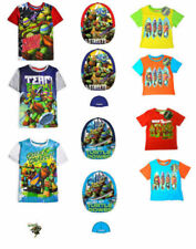 Camisetas de niño de 2 a 16 años blanco