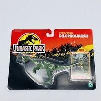 JURASSIC PARK Vintage Dilophosaurus Figure Kenner 1993 Japanese Edition