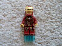 LEGO Marvel Superheroes Iron Man - Rare Original - Iron Man Mark 42 Armor