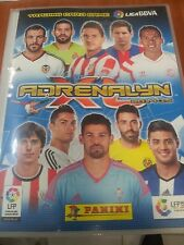 ADRENALYN XL 2014-15 FULL SET / COMPLETA  con todo lo editado